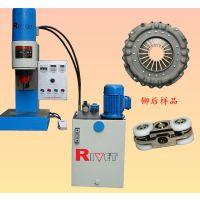 化有器铆接机JM9T,瑞威特台式液压铆接机