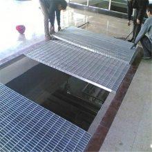 青岛钢格板 踏步板a1 踏步钢格栅板厂家