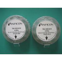 镀膜、真空镀膜材料 石英晶振片 美国Inficon 镀金