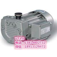 德国BECKER贝克VT4.4真空泵|贝克VT4.8气泵|吸盘气泵|机械手真空泵