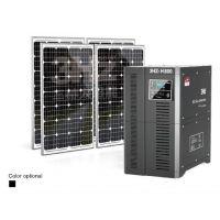800W家用太阳能供电系统