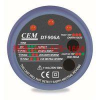 浏阳智能插座测试仪 CEM DT-906A智能插座测试仪哪家专业