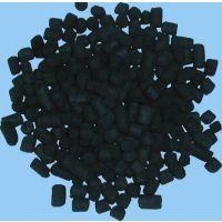 供应防毒面罩煤质柱状活性炭木质粉状活性炭厂家-巩义宏达滤料厂