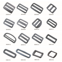 余姚顺迪塑料模具箱包配件织带扣 目字扣 四档扣 塑料梯形扣 调节扣日用品注塑加工