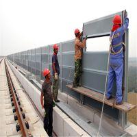 镀锌板隔声屏障 铝板声屏障生产厂家