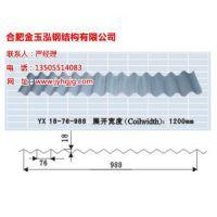 合肥金玉泓(图)|彩钢瓦供应商|芜湖彩钢瓦