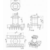ER28变压器骨架 直插 立式6+9 电木材质