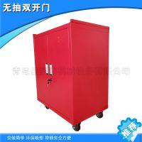 出售钢制工具柜带轮 黄陂区生产汽修工具柜武汉车间整理