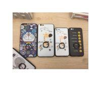 深圳厂家直销tpu+pc二合一带指环手机套 手机彩绘壳