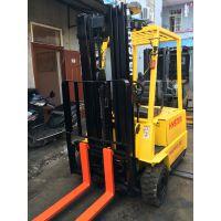 供应1.6吨4.5米合力全电动叉车海斯特全电动堆高车 电动堆高机