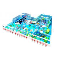 淘气堡儿童乐园设备大型游乐场玩具游乐园室内小型百万球池厂家