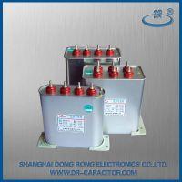 供应 DRBXMJ系列 低电压并联电容器 电力电容器直销相间补偿 三相电容器
