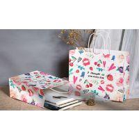 广州精致服装包装纸袋;手提纸袋设计加工;纸袋定制规格选择;报价