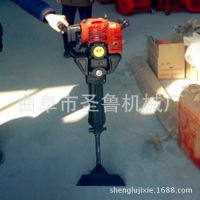 吉林小型挖树机 圣鲁铲头式刨树机