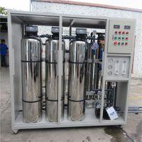 广东广州厂家直销压铸机配备阻垢制水RO反渗透纯净水设备找晨兴定制