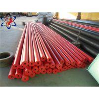 翼诺超高分子聚乙烯管加工厂 UPE塑料管各种颜色定制