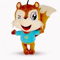 贵阳、重庆、成都毛绒玩具、企业吉祥物、抱枕靠枕帆布包设计定制