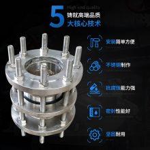 龙图管道B2F铸铁双法兰限位伸缩器