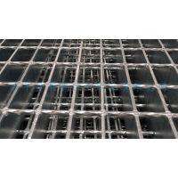 河北安平钢格栅厂 秉德丝网 机器压焊钢格栅板厂家 热镀锌钢格板厂家 图纸定制生产