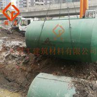 广东晨工广州佛山地区预制式钢筋混凝土化粪池 厂家直销