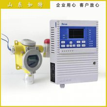 红外线式甲烷气体报警器 固定式安装防爆甲烷气体探头