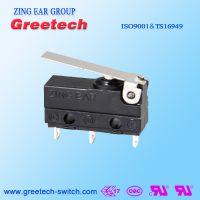 ZINGEAR G9 5A传真机 游戏控制杆 IP67小型防水防尘微动开关欧姆龙CQC认证