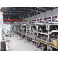 Corrugated paper machinery