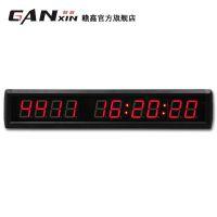 赣鑫GI10T-1.8R室内1.8寸考试倒计时会议定时器健身提醒器