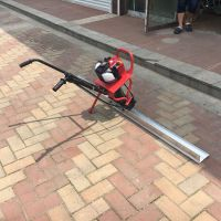 汽油手扶刮平振动尺 水泥2米小型振动尺当天就能发