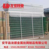 江西围墙护栏 别墅围墙护栏图片 观光园隔离铁丝网