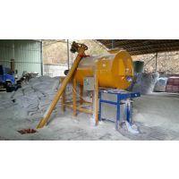 云南大理5万吨年腻子粉混合机生产过程中的常见问题