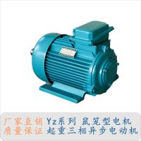 YZR、YZ系列起重用电动机 YZ112M-6-1.5kw鼠笼型电机 河南安尔特电动机厂家