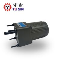 厂家直销小型调速齿轮减速电机2IK6RGN-C 宇鑫单相异步6W齿轮箱
