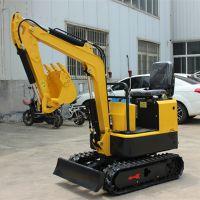 安徽小型挖掘机 微型挖掘机 挖坑机挖土机小勾机