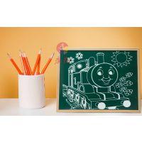中山挂式小黑板t罗湖50*70磁性黑板t福田绿涂鸦板