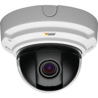 安讯士AXIS P3365-V 网络摄像机 具有远程变焦和对焦功能的广角及防破坏型固定半球摄像机