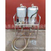 矿用双液注浆泵厂家 矿用井下注浆机喷涂机