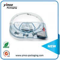 提供一站式PETG医疗器械一次性耗材吸塑包装 一次性无菌医疗吸塑盒