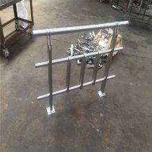 耀恒 供应玻璃护栏扶手 玻璃栏杆立柱 不锈钢工程立柱 可来图定制