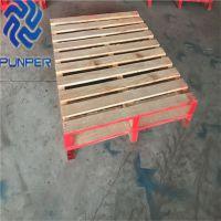 无锡 澎湃厂家加工定制 出口木托盘 仓库周转箱木托盘