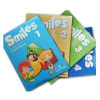 乐洋图书英国原版进口 微笑英语smiles少儿英语培训教材1-6级