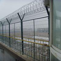 园林防护网 养殖场隔离刺绳 监狱看守所防攀爬网