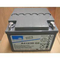 德国阳光蓄电池A412/100A UPS/直流屏/EPS电池12V100AH 免维护