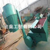 养殖户理想的饲料加工设备 大型沙克龙粉碎机
