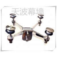 北京天波驳接爪304不锈钢点式幕墙配件 玻璃抓 250型号型驳接爪