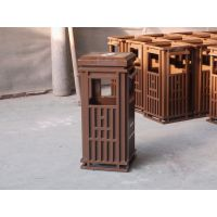 环卫设施 户外公共设施 垃圾桶 果皮箱 园林座椅