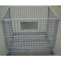 青岛天科-折叠式仓储笼-仓储设备-尺寸定制-厂家直销