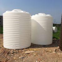 10吨塑料储罐 强度耐酸碱加厚环保塑料罐