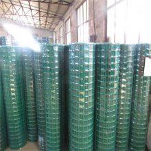 浸塑电焊网 PVC浸塑荷兰网 涂塑护栏网隔离栅