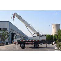 济宁四通吊车全国龙头企业 欢迎选购16吨小型吊车 STSQ16D